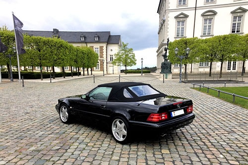 Mercedes SL R129 Final Edition Wert